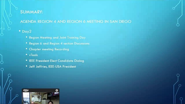 Ieee Red River valley EXECUTIVE COMMITTEE MEETING 20150130